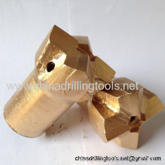 Spare parts in mining bits-Tapered cross bits