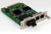 100M Copper To Fiber web Media Converter Card 2 Port
