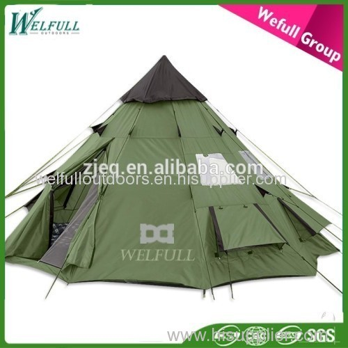 tipi Waterproof outdoor largec&ing tent winter army Used military tent  sc 1 st  Welfull Group Co. Ltd. & tipi Waterproof outdoor largecamping tent winter army Used ...
