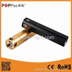 Rechargeable Multifunction USB Power Bank Flashlight