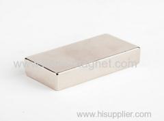 N33SH Grade Neodymium Magnet Block