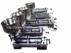 Hot Jie Swisu Plastic Aluminium Manual Tube Sealing Cutting Machine