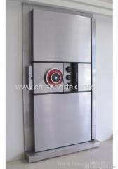 stainless steel treasury doors for coffers of a bank