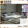 Simple living room fabric sofa set