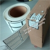 Custom frangible do not open tamper proof boxes or bottle or jar security seal stickers in rolls