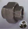 Stainless Steel High Pressure Hard Sealed Female Union Without Gasket Pipe Fitting