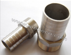 Stainless Steel Hose Nipple Fitting Pipe Fitting