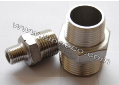 Stainless Steel Reducing Nipple Fitting Pipe Fitting