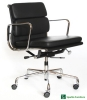Eames low back soft pad chair