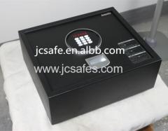 Backlit Led display electronic drawer safe