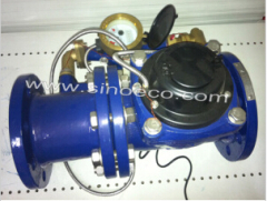 Combination Flange Water Meter with Impulse
