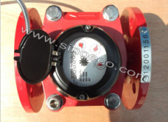 Woltman Type Dry Dial Hot Water Meter