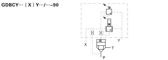 hydraulic cartridge valve explosion isolation valve from china manufacturer