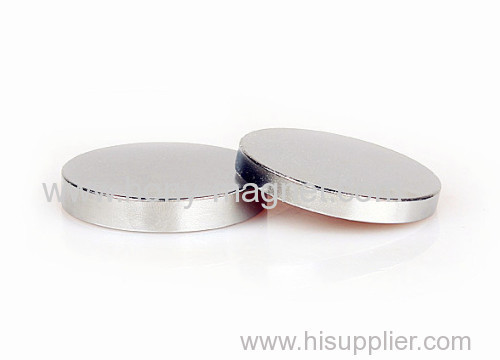 bag and packing magnet Sintered disc magnet