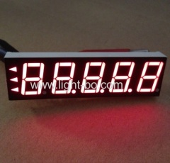 5 digit 14.2mm led display;five digit 0.56