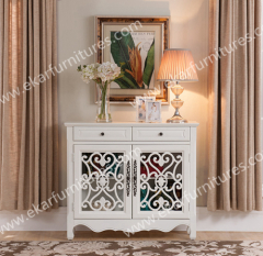 Chinese Antique Furniture Shabby Chic In Wooden Cabinet White