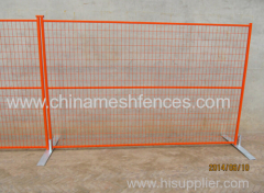 Canada temporary fence panel powder coated Canada portable fence panel