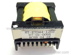 etd small electrical switch mode transformer ETD49 high voltage transformer factory price high quality ETD series tran