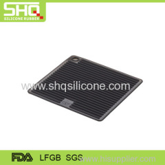 Wholesale black silicone mat