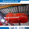 China Lifeboat F.R.P Totally Enclosed Free Fall Lifeboat