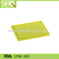 Hot sale new design square shape silicone mat