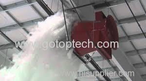 Foam fire fighting protection equipment with foam mixing ratio device