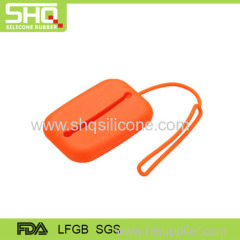 Hot selling customized design silicone key purse