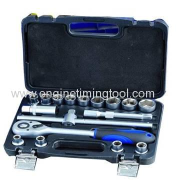 "1/2""DR 17 PCS SOCKET SET"