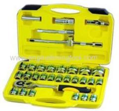 "1/2"" DR 32 PCS SOCKET SET"