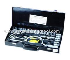 "1/2""DR 24PCS SOCKET SET"
