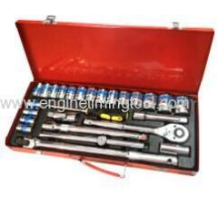 "1/2""DR 26PCS SOCKET SET"