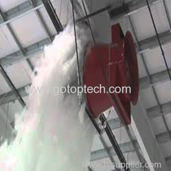 Pressure type foam fire protection with volume 3000L