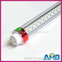 12W 3200K / 6500K White 3528 SMD Led T8 Fluorescent Tube Lights