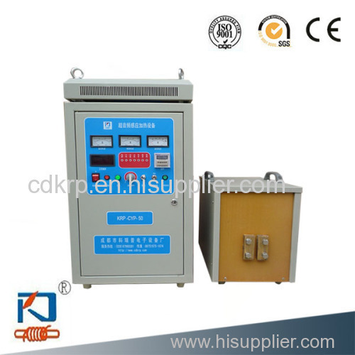 automatic induction copper pipe welding machine for sale