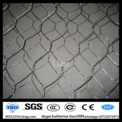 landscape design galvanized rock netting