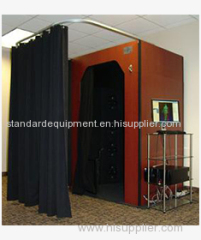3D Body Scanner test equipment