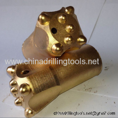 T51 Thread button drilling bits