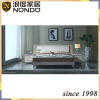 Double bed MDF bedroom sets bed/dresser