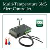 2017 Multi-Temperature SMS Alert Controller