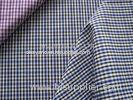 Soft Handfeel 100% Cotton Yarn Dyed Fabric Women-specific Plain Weave Plaid Fabric