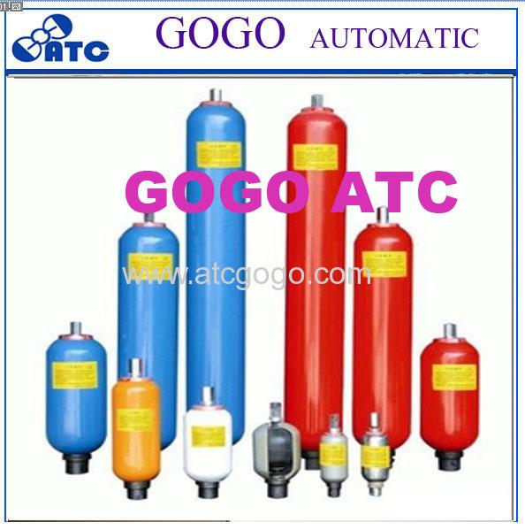 Ped series bladder accumulator gb series nxq for Cilindro hidroneumatico