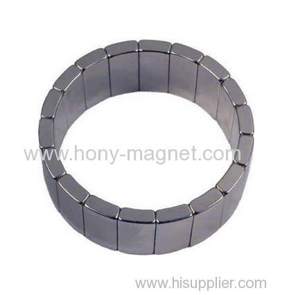 High Performance Motor Magnet Rotor Stator Neodymium Magnets