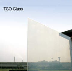 factoty TCO Tempered zonne Glas