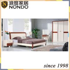 MDF furniture bedroom sets MDF bed 5204