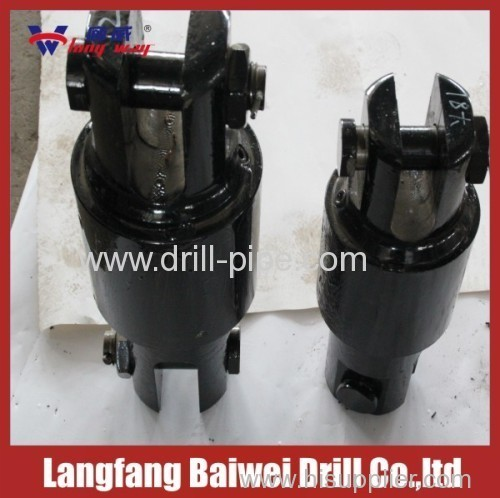 Water swivel for HDD machine
