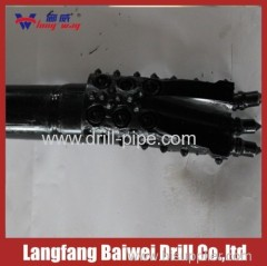 Rock Drilling Tools Pilot Drill Head