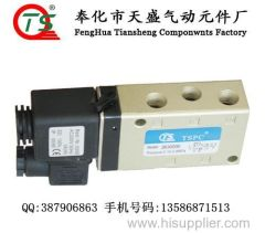 5/2 way single coil herion solenoid valves