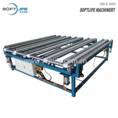 Bedding Right-Angle Rolling Conveyor for Mattress