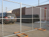 6ftX12ft Portable Chain Link Fence Panel
