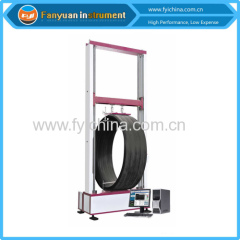 Rubber Tensile Laboratory Equipment Ring Stiffness Tester